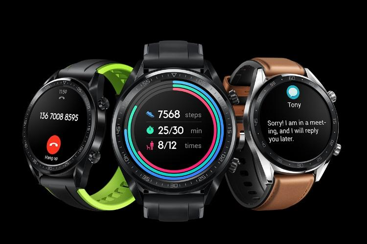 Huawei set to launch Watch GT smartwatch with 2-week battery life in India soon