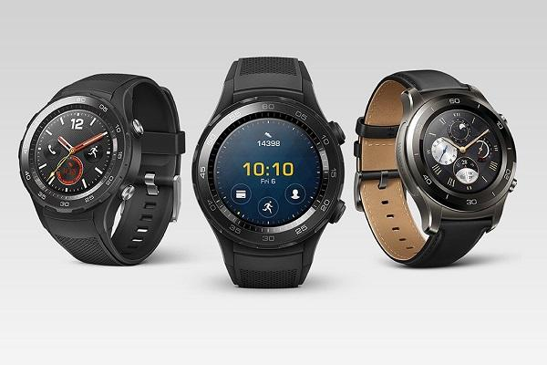 Huawei Watch 2 with built-in Global Positioning System launched in India