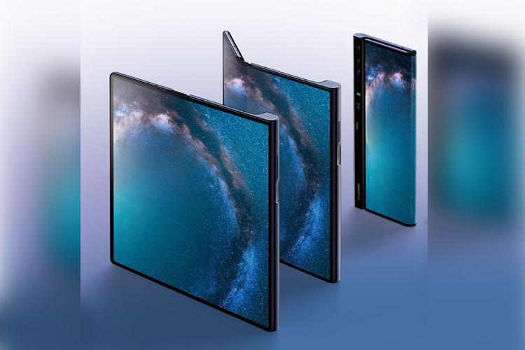 Worked closely with Google to create Mate X foldable phone Huawei