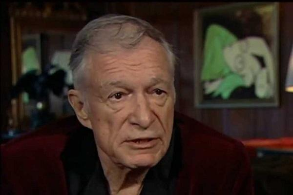 Playboy founder Hugh Hefner dead he was 91