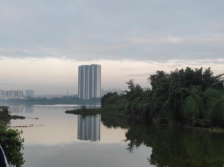 Lokayukta pulls up city officials over state of Bengaluru lakes