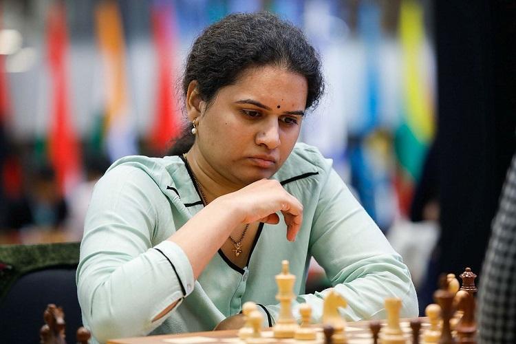 Indian Grandmaster Koneru Humpy wins World Women's Rapid Chess Championship in Moscow | The News Minute