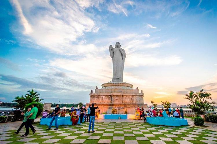 Shops near Hussain Sagar may get costlier as govt considers taxes for lake upkeep