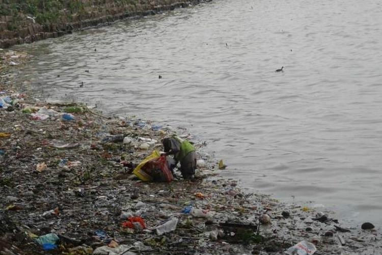 Say your goodbyes to Hyderabad lakes Citys water bodies a shrinking stinking mess