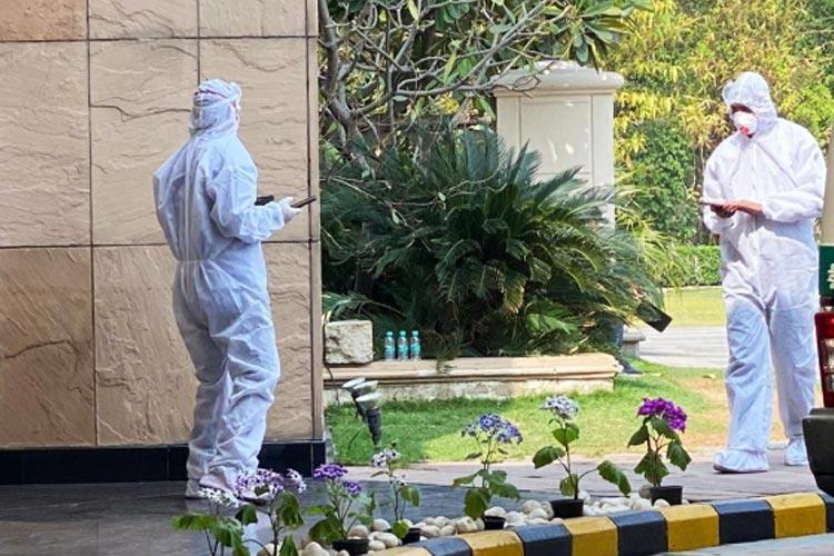 Coronavirus Karnataka government to track the phones of persons in quarantine