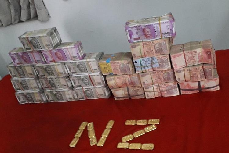 Telangana polls Hyd police bust cash-for-votes racket seize Rs 3 cr and arrest 8
