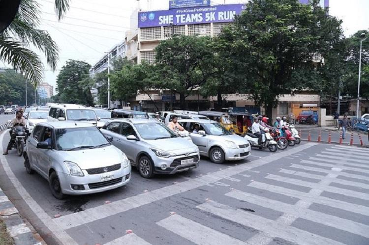 Hyd Traffic Police scores a hit with Penalty Point System road safety improves in city