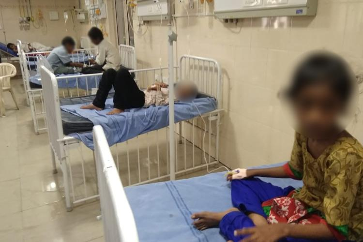 15 students from Hyderabad hostel fall ill after eating mess food