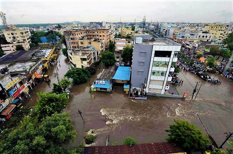 Schools shut in Hyderabad as rain pounds city fake WhatsApp forward creates confusion
