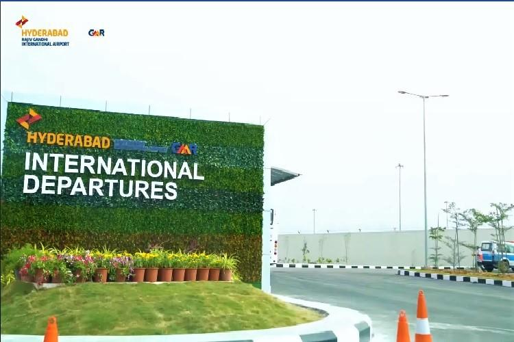 New terminal for international departures at Hyderabad Airport to open on Oct 23