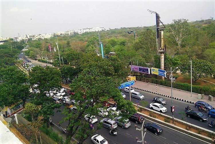 Mild tremors around KBR park Hyderabad Officials say no need to panic