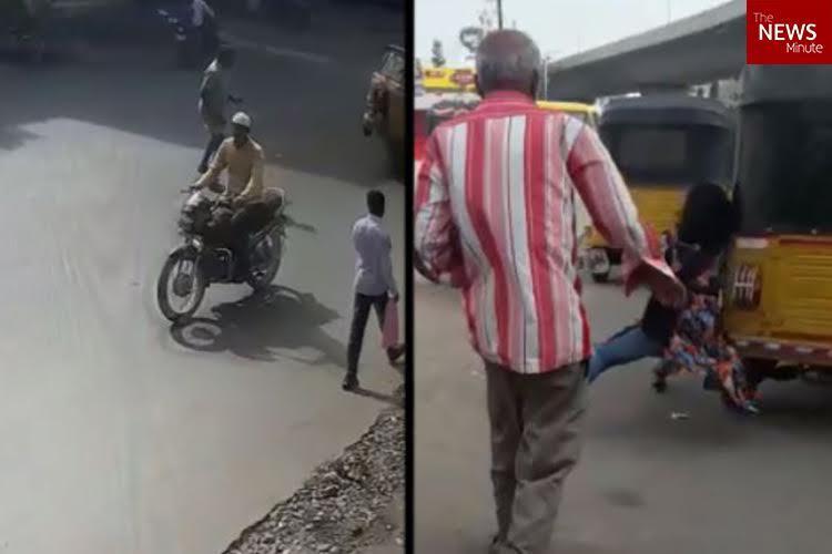 Hyderabads three-wheeled menace Two freak autorickshaw accidents in a single week