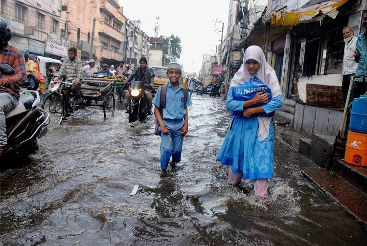 Can a smartphone app help Hyderabad deal with flooding better Telangana govt mulls proposal