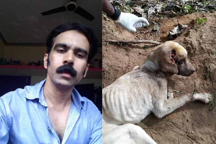 This Kerala man fed cared for a dog trapped in a dry well for 30 days