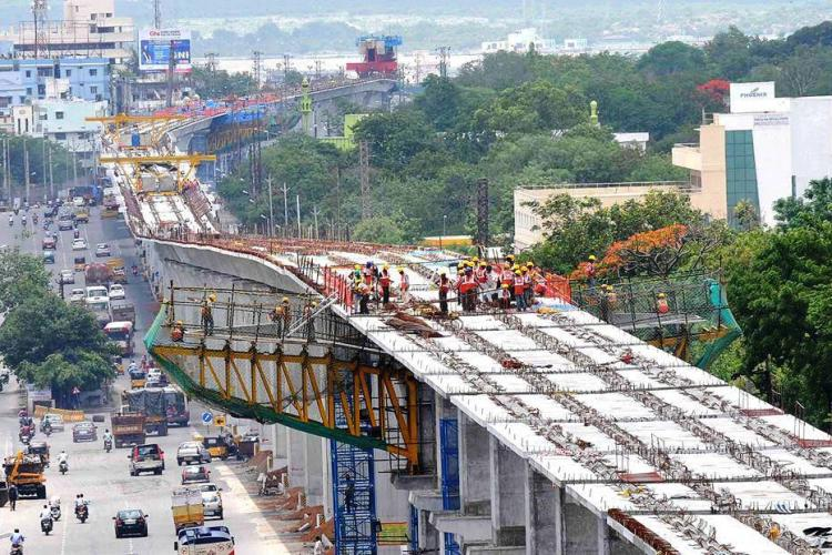 Hyderabad metro Sultan Bazaar traders make a deal road widening to be minimum