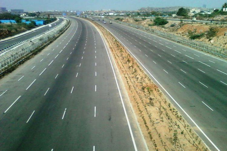 Hyderabad ORR open for vehicular traffic