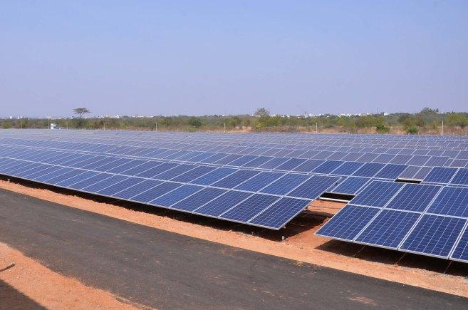Simply awesome Hyderabad airport to go solar to save 76800 litres water daily