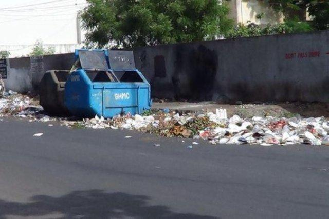Hyderabad to monitor CCTV footage and fine people throwing garbage on roads