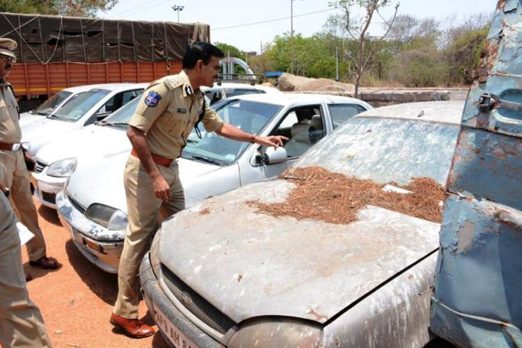 Cyberabad Police starts crime vehicles deposit centres to clear up police stations