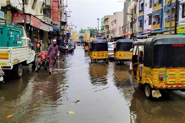 123 areas in Hyderabad prone to waterlogging Heres the full list by GHMC