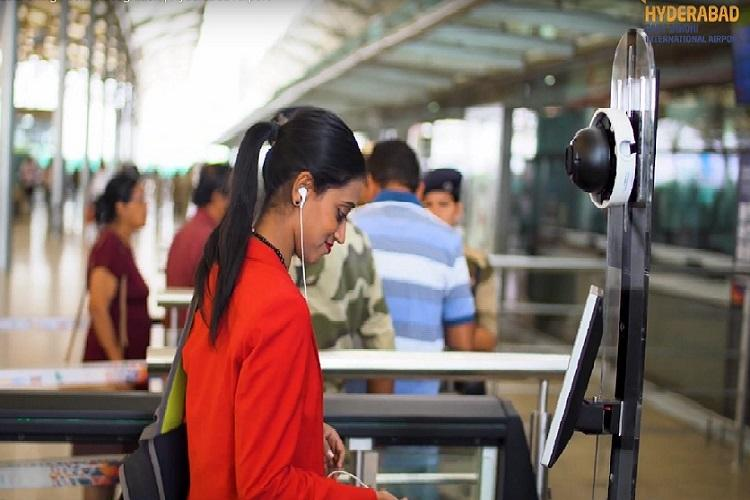 Hyderabad airports facial recognition system What are the privacy concerns
