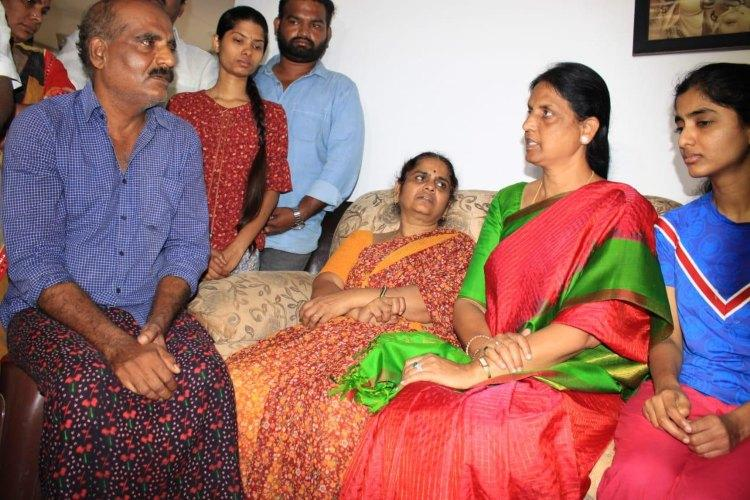 Police apathy cost us our daughter Hyderabad vets family after brutal murder