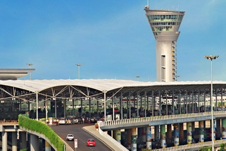 Hyderabad airport turns greener to have 100 per cent LED lighting including on taxiways