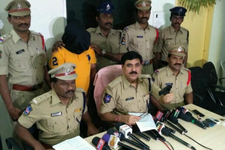 From bicycle theft to stealing luxury cars Conman involved in 83 cases arrested by Hyd cops