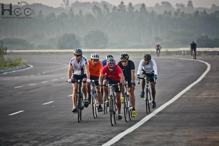 Hyderabad Cycling Project stated to be one of the best social projects at UN meet