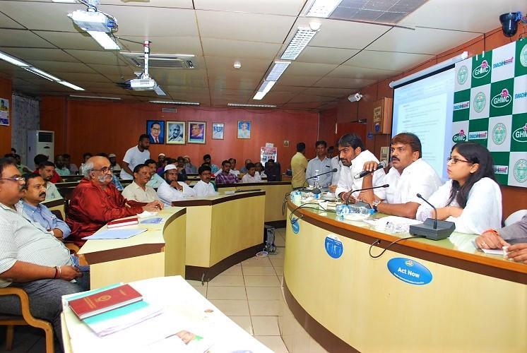 Ensure food safety standards in Haleem preparation GHMC holds meet ahead of Ramzan