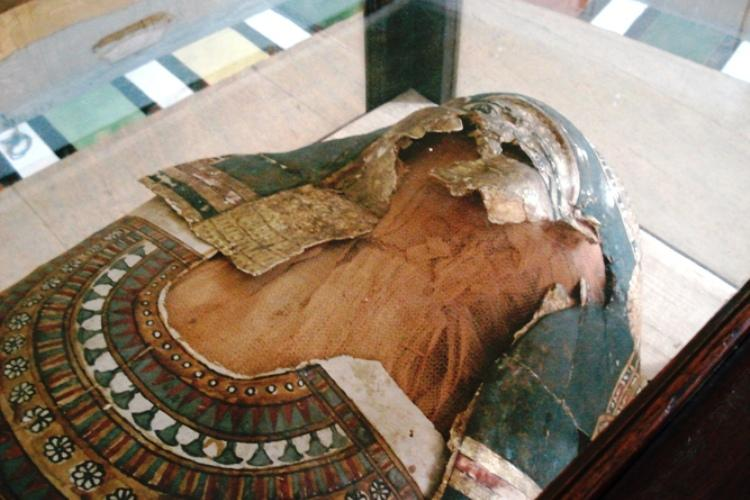 The legend of Princess Naishu An Egyptian mummy in Hyderabad in dire need of attention