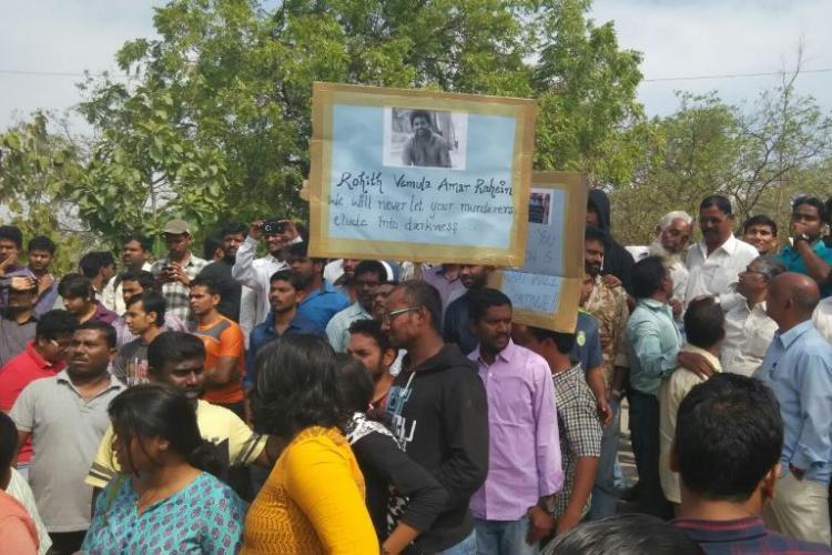 Rohith Vemulas friends start multi-lingual anthology project to memorialise him invite contributions