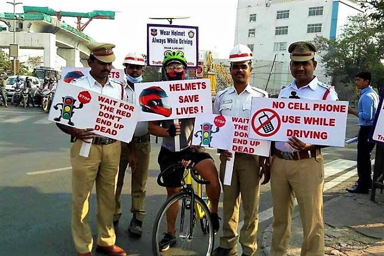 Telangana rakes in Rs 235 crore in traffic fines but accidents and deaths decline