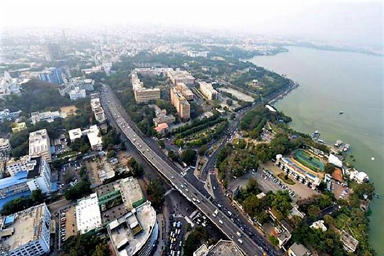 Now take an aerial tour of Hyderabad as Telangana organises helicopter joyride