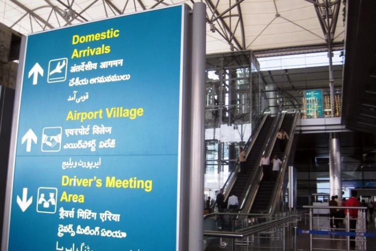 Hyderabad Airport becomes the first airport in the country to provide a wheelchair lift