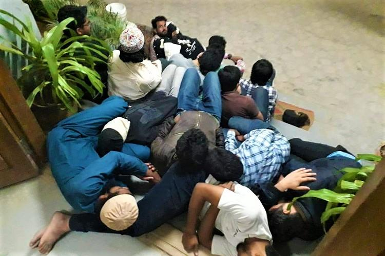 Anti-CAA protesters detained in Hyderabad allege ill-treatment by city police