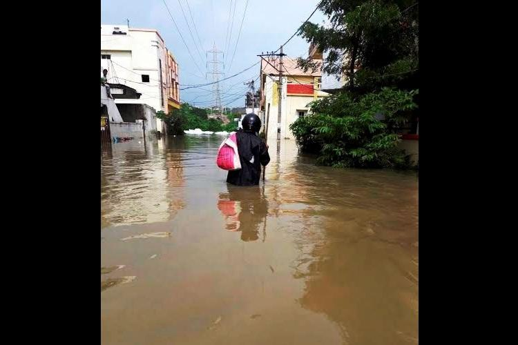 Its not over yet Hyderabad Rains will continue to pour on Friday predicts Skymet