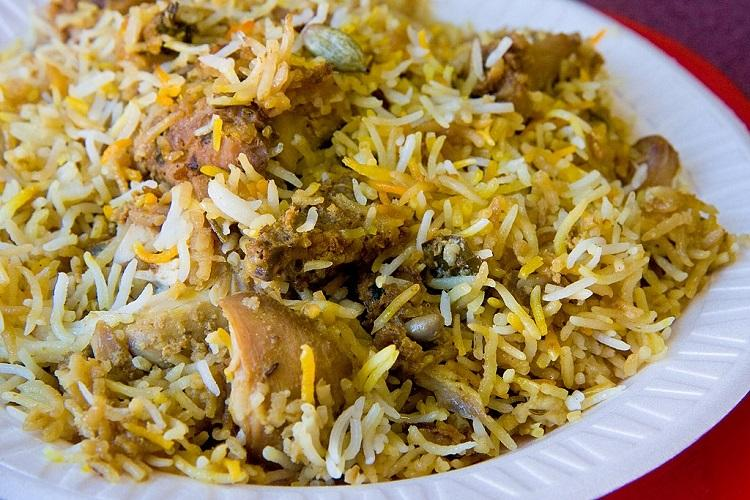 Chicken Biryani most ordered food item in 2017 Swiggy