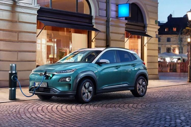 Hyundai Motor India launches Kona Electric its first fully electric SUV