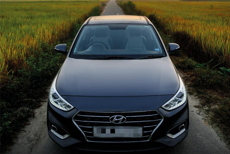 Hyundai rolls out its five millionth car from India a next-gen VERNA