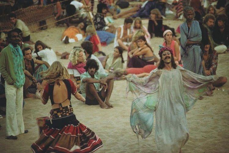 These pictures of Goa in the 70s give a peek into the enthralling hippie culture
