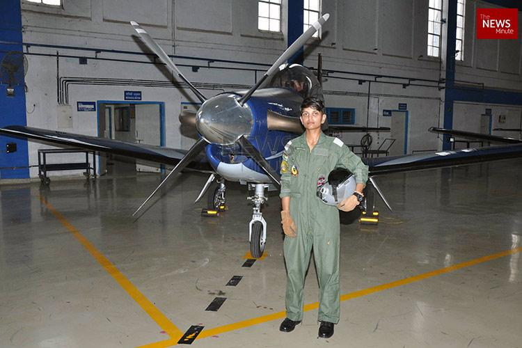 Meet the daredevil from Chikmagalur who is IAFs first woman fighter pilot from south India