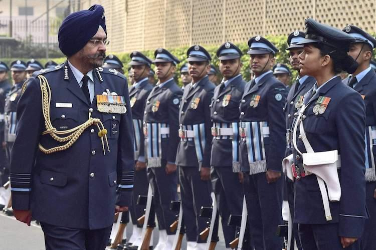 IAF to get its first women fighter pilots by year-end Air Force chief BS Dhanoa