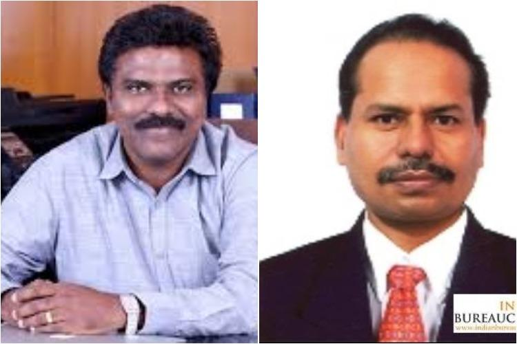 TN IAS officer Santhosh Babu who had sought VRS transferred to Handicrafts dept