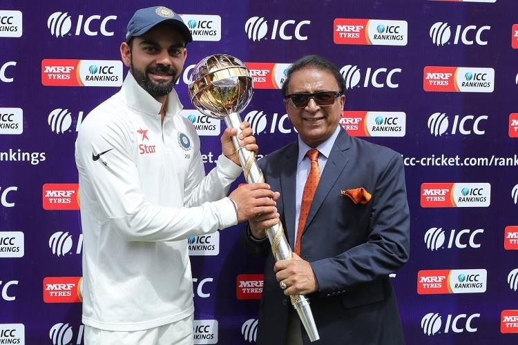 India retain No1 Test ranking after latest ICC annual update