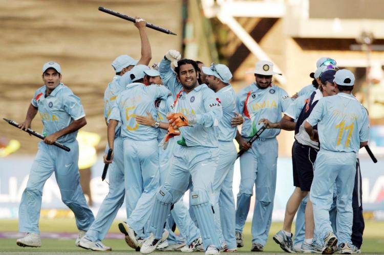 13 years on fans revisit Indias historic World T20 triumph under Dhoni