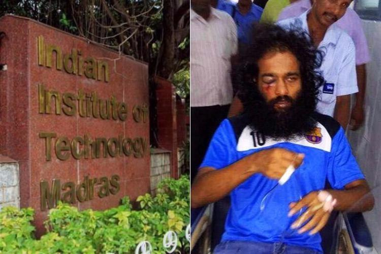 Resist hate and selfishly motivated provocation IIT Madras student leader appeals to peers