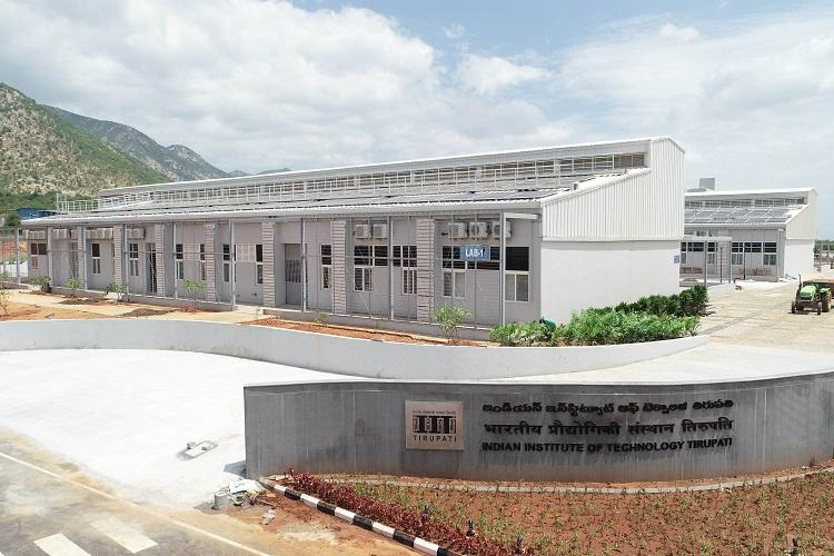 IIT Tirupati gets Rs 1074 crore sanction for new campus in Andhra