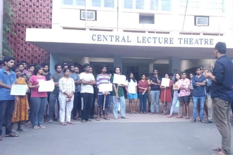 Seeking justice for Fathima Latheef IIT Madras students form Joint Action Committee