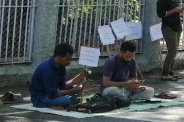 Justice for Fathima Students call off hunger strike as IIT Madras accepts 2 demands